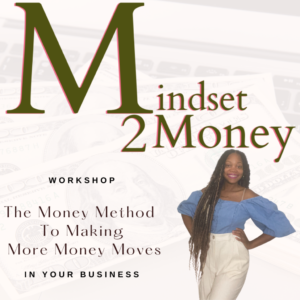 Mindset 2 Money Workshop